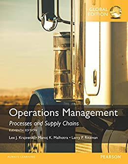 Operation Management Textbook Pdf