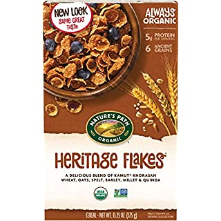 Nature's Path Heritage Crunch Cereal, 13.25 oz