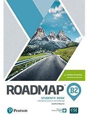 Roadmap B2 Students Book with Online Practice, Digital Resources & App