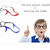 16 Pack Kids Sports Eyeglasses Straps Comfortable