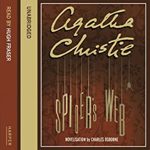Spider's Web Audiobook
