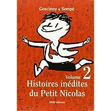 Histoires Ineditesdu Petit Nicholas (French Edition) (v. 2)