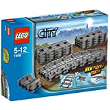 LEGO City Flexible Toy Tracks Set