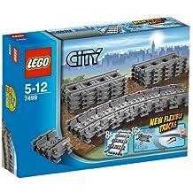 LEGO City Flexible Toy Tracks Set
