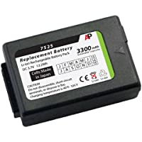 Psion / Teklogix Workabout Pro 7525 & 7527 Scanners: Extended Battery. 3300 mAh