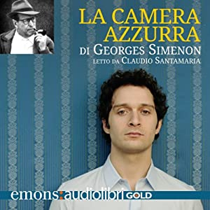 La camera azzurra Audiobook