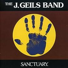 J.Geils Band -  Sanctuary