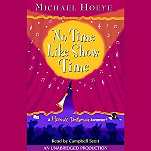 No Time Like Show Time Audiobook