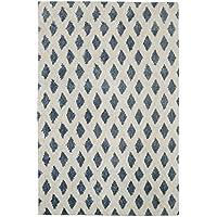 Mohawk Home Laguna Adona Woven Rug, 8x10, Blue