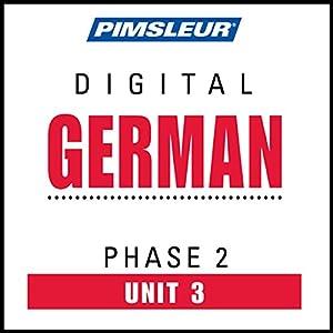 German Phase 2, Unit 03 Audiobook