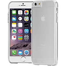 Case-Mate iPhone 6 Plus Barely There Case-Retail Packaging-Clear
