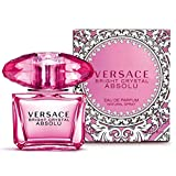 Bright Crystal Absolu by Versace Eau De Parfum Spray 3.0 oz Women