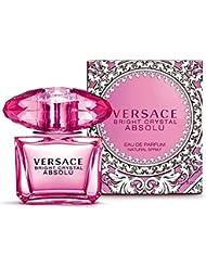 Versace Bright Crystal Absolu Eau de Perfume Spray,...