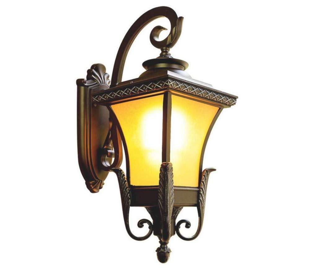 Retro Lichtretro Außenwandleuchte Wasserdichte Balkonlampe Treppe Korridor Gang Außenhof Wandleuchte