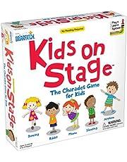 University Kids on Stage Game