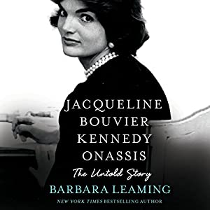 Jacqueline Bouvier Kennedy Onassis Audiobook