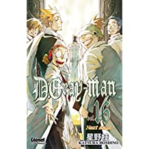 D.Gray-Man - Édition originale - Tome 16 : Next stage (French Edition)