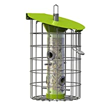 """The Nuttery Roundhaus Seed Feeder-8.9""""H X 9.1""""W X 9""""D"""