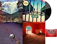 Tame Impala: Complete Vinyl Studio Album Discography (Innerspeaker / Lonerism / Currents / The Slow Rush) with