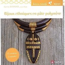 Bijoux et ethniques en pate polymere