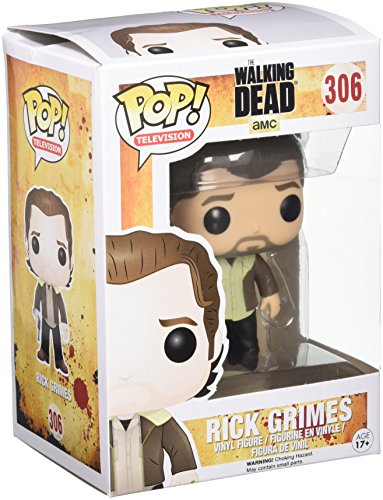 Funko Pop! - Vinyl The Walking Dead Season 5 Rick Grimes (6510)