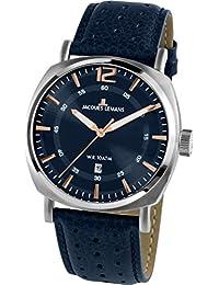 Jacques Lemans Lugano 1-1943C Mens Wristwatch Classic & Simple