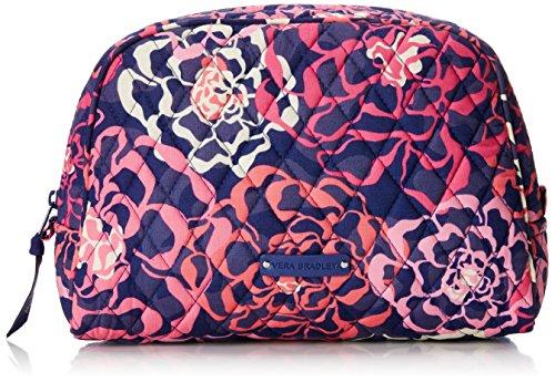 Vera Bradley Large Zip Cosmetic