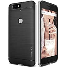 Nexus 6P Case, Verus [High Pro Shield][Satin Silver] - [Military Grade Protection][Slim Fit] For Huawei Nexus 6P