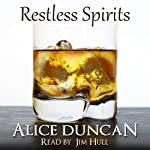 Restless Spirits   Alice Duncan