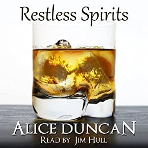 Restless Spirits Audiobook