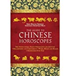 Guide to Chinese Horoscopes by Gerry Maguire…