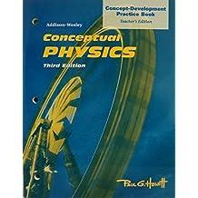 Conceptual Physics: Concept Development Practice Book, 3rd Edition, Teacher's Edition (1999-05-03)