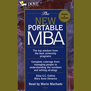 The New Portable M.B.A. Audiobook