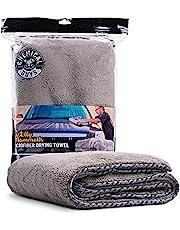 "Chemical Guys MIC1995 Gray Woolly Mammoth Microfiber Dryer Towel (36"" x 25"")"