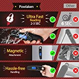 Powlaken Instant Read Meat Thermometer for Kitchen