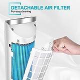 Evaporative Air Cooler - 40'' Portable