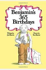 Benjamin's 365 Birthdays Hardcover