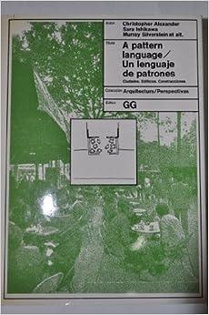 El lenguaje de patrones (Arquitectura/perspectivas