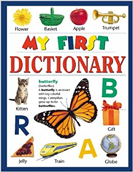My First Dictionary: Susan Miller, Ted Williams, Brian ...