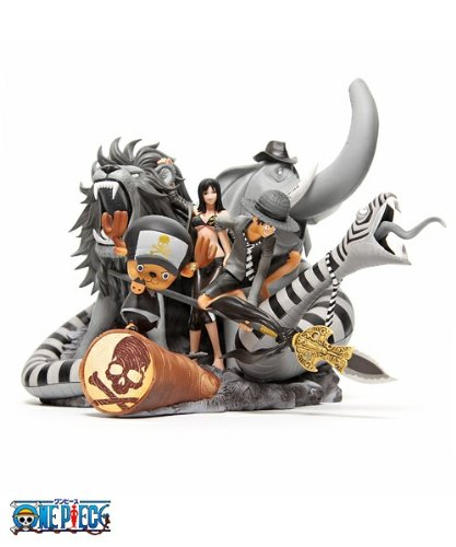 DESKTOP REAL McCOY ONEPIECE 02 one piece mastermind limited figure THEATER8 casted by mastermind JAPAN Ver. (japan import)
