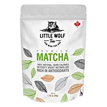 Premium Matcha 50 Grams, 1.76 oz - Green Tea Powder, Powerful Antioxidants, Healthy, Bake, Blend, Natural, Quick and Simple Way to Add Benefits to your Day