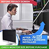 24 inch Computer Privacy Screen Filter for