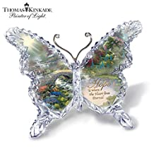 Thomas Kinkade Hope Butterfly Sculpture by The Bradford Exchange