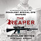 The Reaper: Autobiography of One of the Deadliest Special Ops Snipers Hörbuch von Gary Brozek, Nicholas Irving Gesprochen von: Jeff Gurner