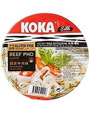 Koka Rice Noodle Beef Pho Bowl, 70g