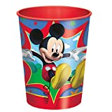 Unique Mickey Mouse Plastic Cup, 16-Ounce
