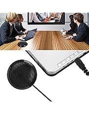 Conferentiemicrofoon Mic Desktopcomputer Microfoon Perfecte match voor Mac Gaming Skype