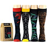 Mens Colorful Socks Fun Happy Funky Crazy Funny Mens Color Socks By DapperGanger
