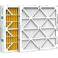 Glasfloss Industries HVP14301 Z-Line Series HV MERV 10 Pleated Filter, 12-Case