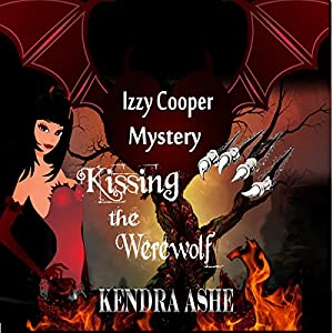 Kissing the Werewolf Audiobook